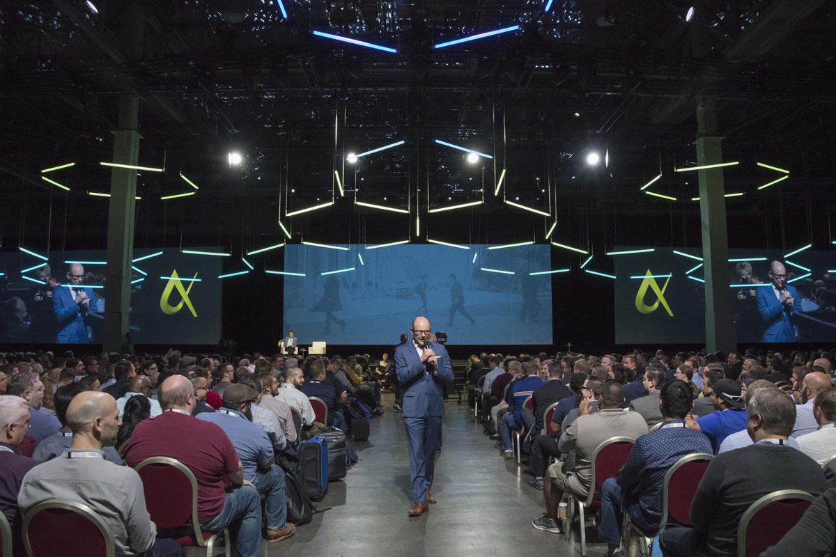 Prota Attended Autodesk University 2017 in Las Vegas