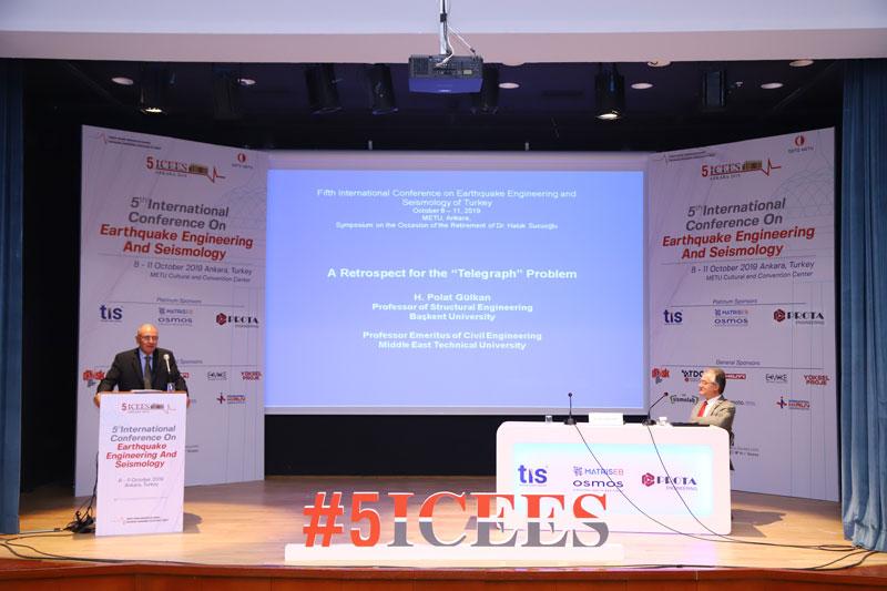 5. Uluslararası Deprem Mühendisliği ve Sismoloji Konferansı ODTÜ'de Gerçekleşti