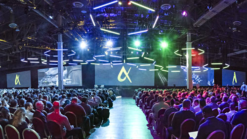 Prota Attended Autodesk University 2017 in Las Vegas