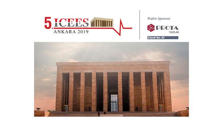 5. Uluslararası Deprem Mühendisliği ve Sismoloji Konferansı'nın Platin Sponsoruyuz