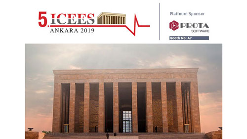 We Are the Main Sponsor of the 5th International Conference on Earthquake Engineering and Seismology