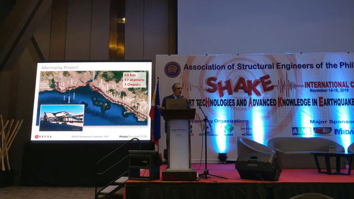 We Were At ASEP SHAKE Conference, Manila 2019