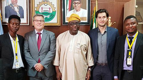 Prota, Lagos'da Düzenlenen Nijerya – Türkiye İş Forumuna Katıldı