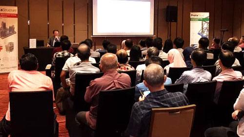 Unveiling ProtaStructure 2019 In Johor