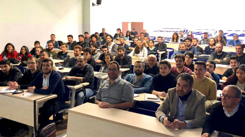 Pamukkale Üniversitesi İnşaat Mühendisliği'nde ProtaStructure Semineri Düzenlendi