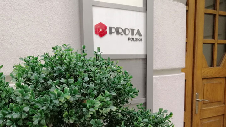 We are pleased to announce the establishment of our new Prota Office in Warsaw, Poland