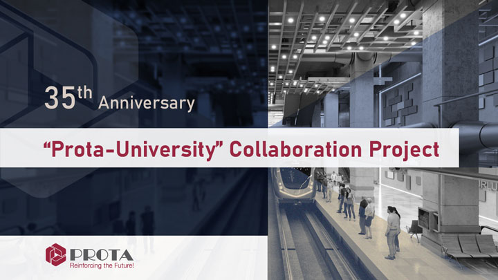 Prota Celebrates Its 35th Anniversary With a Special Academic Project
