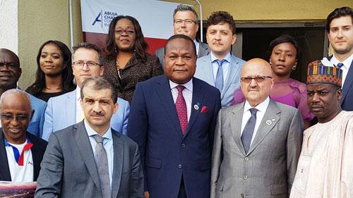 Prota, DEIK'in Düzenlediği Abuja Ticaret Heyeti Gezisine Katıldı