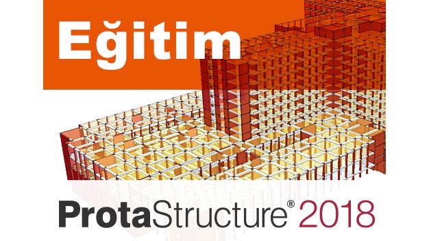 ProtaStructure Ve ProtaSteel Eğitimleri Başlıyor