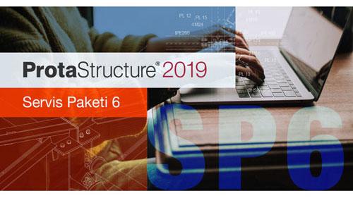 ProtaStructure SP6 Yayınlandı