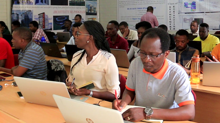 ProtaStructure Training Held In Rwanda