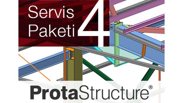 ProtaStructure 2018 Servis Paketi 4 Güçlü Özelliklerle Yayınlandı