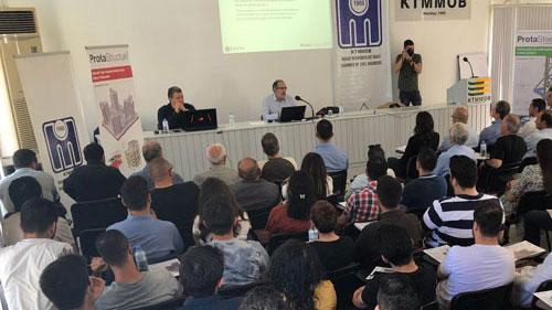 ProtaStructure 2019'un Yenilikçi Özelliklerini Kuzey Kıbrıs'ta Tanıtma Fırsatı Yakaladık