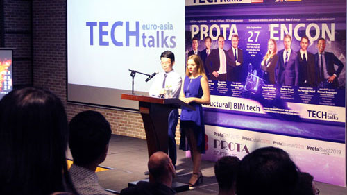Prota and EN-CON held Tech-Talk 2019 in Vietnam