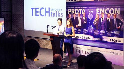 ENCON Solutions İşbirliği ile Vietnam'da TECHtalk 2019'u Düzenledik