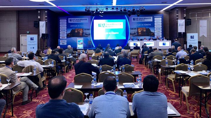 TMMMB Tarafından Düzenlenen 12. Teknik Müşavirlik Kongresi Ankara'da Gerçekleşti