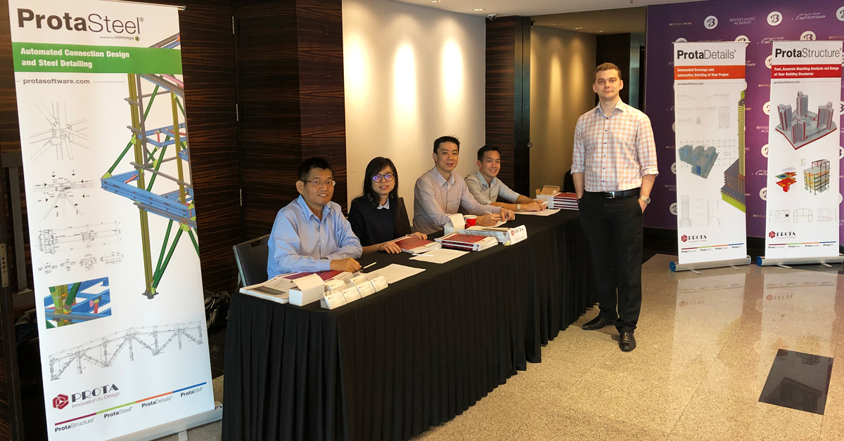 Unveiling ProtaStructure 2019 In Asia