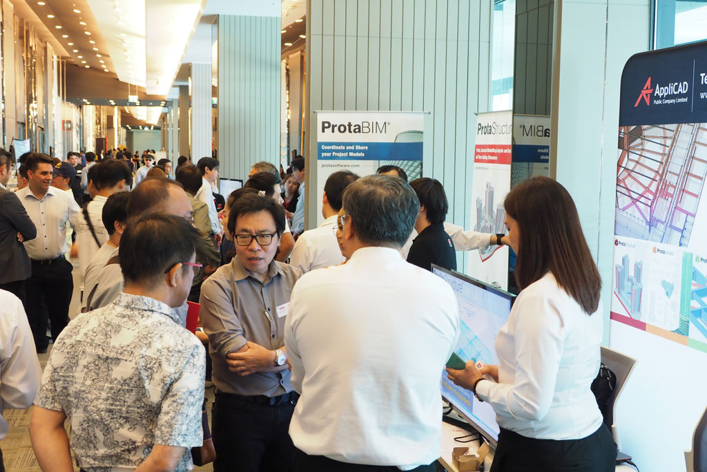 Hundreds of Design Professionals Attended Prota's Technologies Conference in Bangkok
