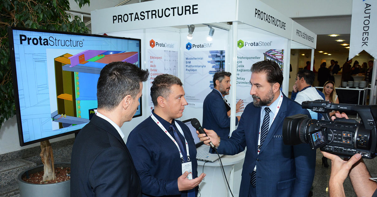 'BIM and Beyond' International Symposium of Prota Draws the AEC Professionals in Istanbul