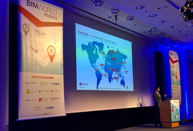 BIM World 2019 Munich