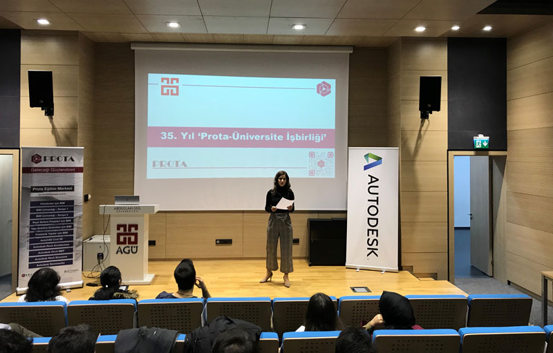 Prota-Üniversite İşbirliği Projesi