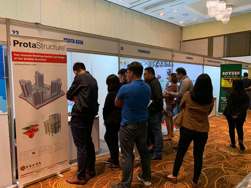 We Were At ASEP International Convention, Manila 2019