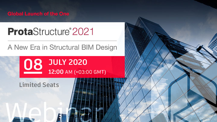 ProtaStructure 2021 - Be the First to Experience the Extraordinary