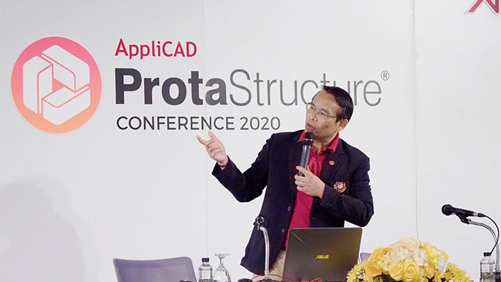 ProtaStructure Conference 2020 Held In Bangkok, Thailand