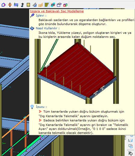 ProtaStructure SP5 Görsel 10