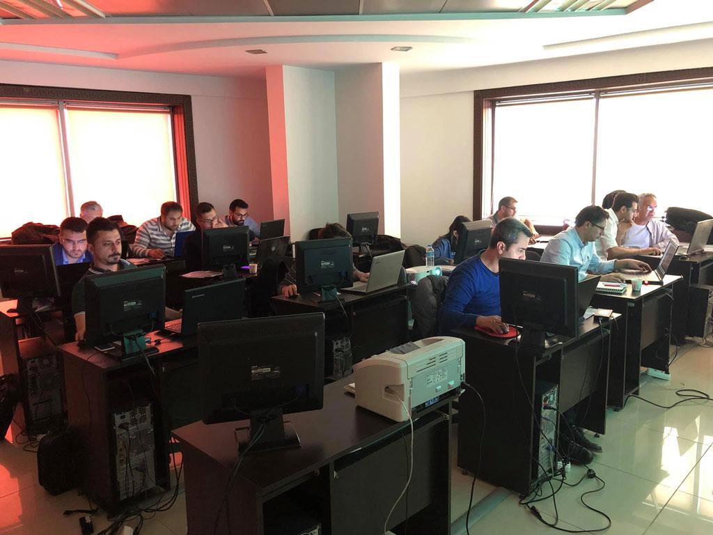 ProtaStructure 2019 Eğitimi İçin Gaziantep'teydik