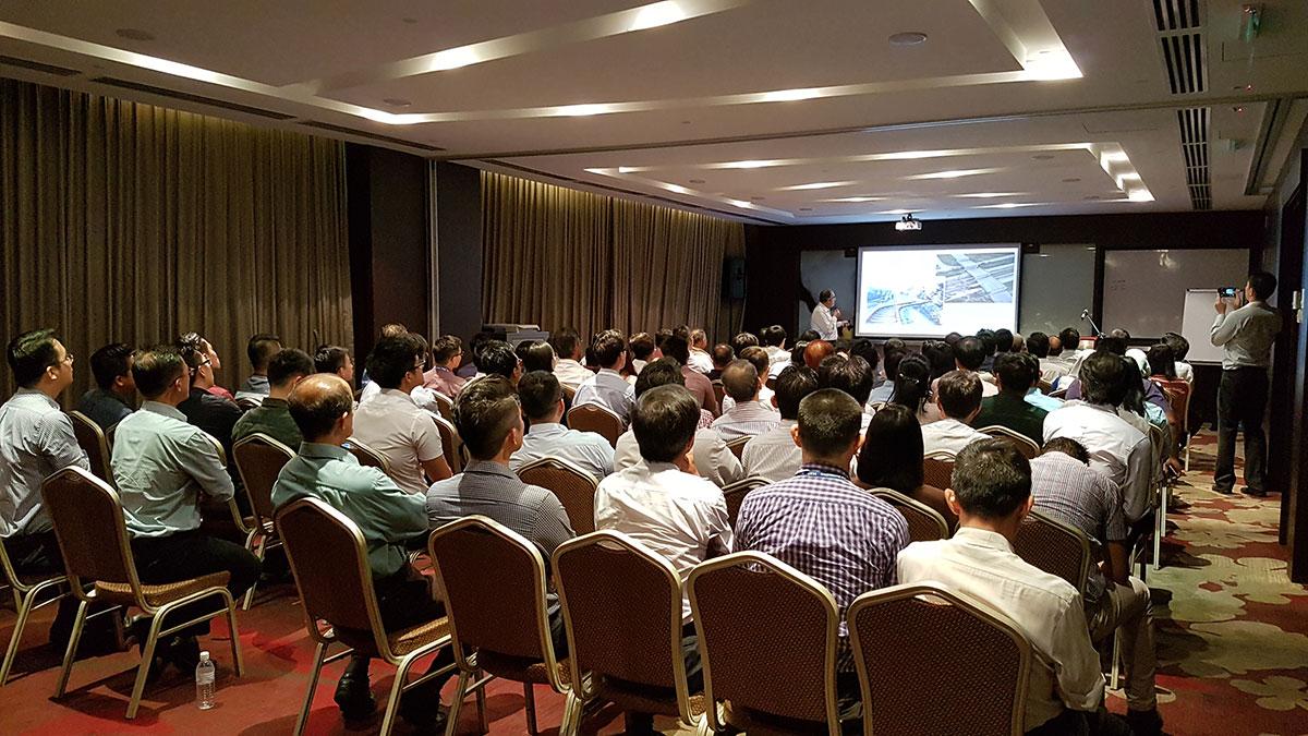 Prota Yazılım Ekibi Malezya'daki 5. Seminerini Düzenledi