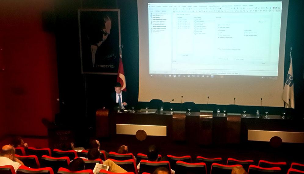 ProtaStructure Ve ProtaDetails Türkiye Tanıtım Seminerleri