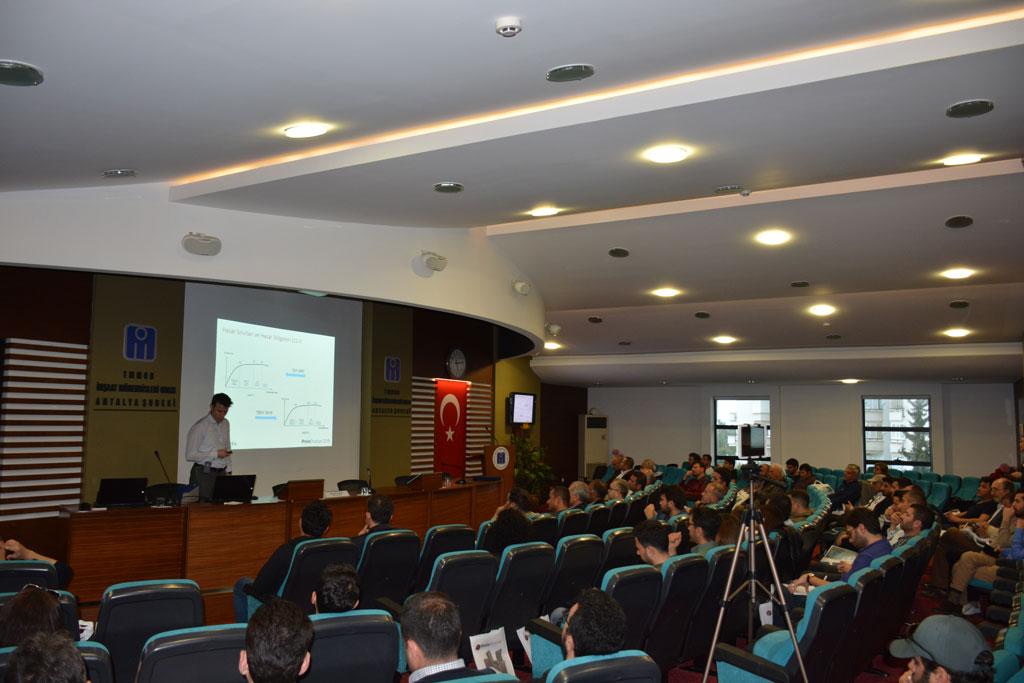 TBDY 2018 Antalya IMO Semineri'nin Ardından